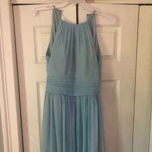 Capri bridesmaid dress- great condition